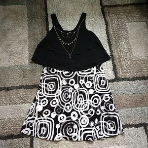 Tribal skirt size 8